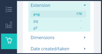 images-extention